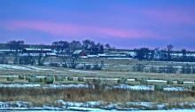 Iowa Winter Panorama