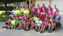 5 Those on the Iowa 150 Reunion Tour