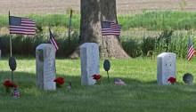 Veterans Died in Conflict-161L