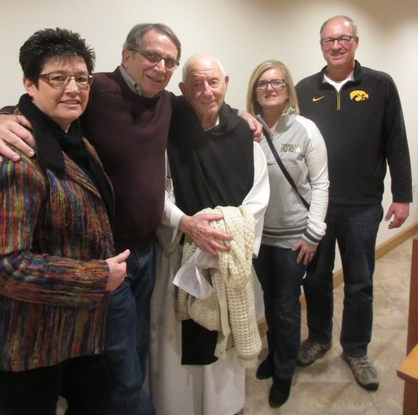 Our farewell with Father O'Connor.JPG