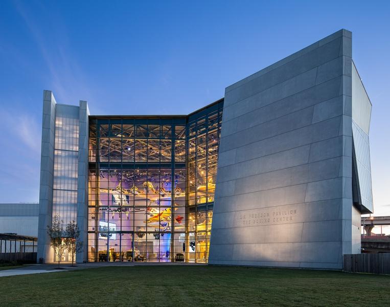 National WWII Museum Freedom Pavilion.jpg