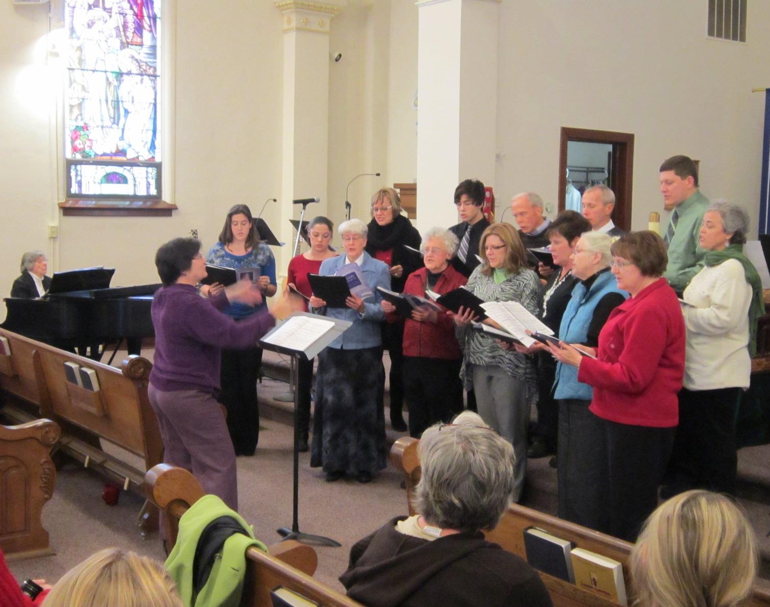 St Joseph Parish Choir.JPG