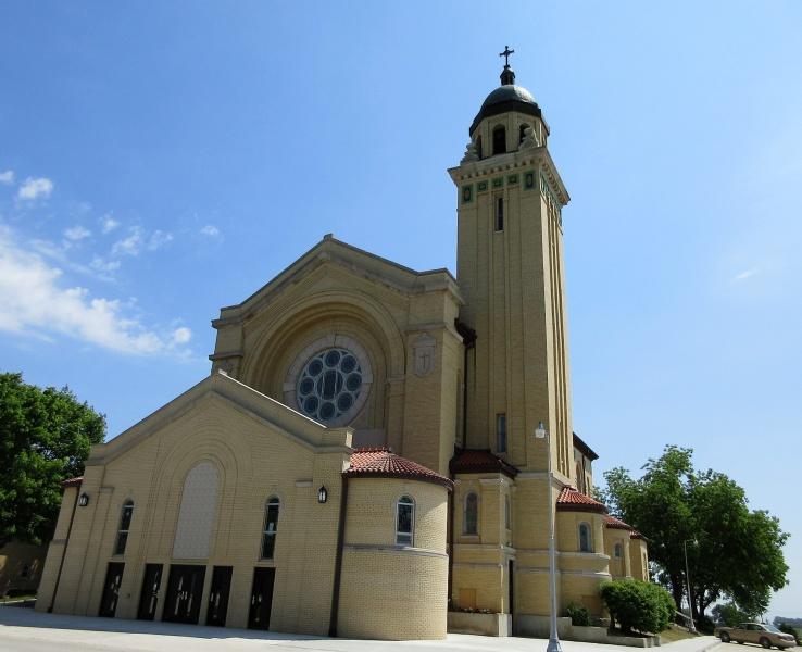 20 Beautiful St. John the Baptist Catholic Church.JPG