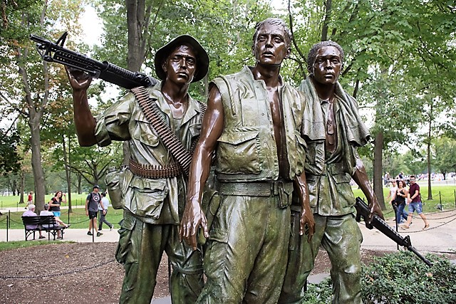 9 Part of Vietnam War Memorial.jpg