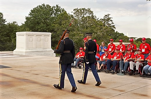 4 Changing of the Guard at Arlington.jpg