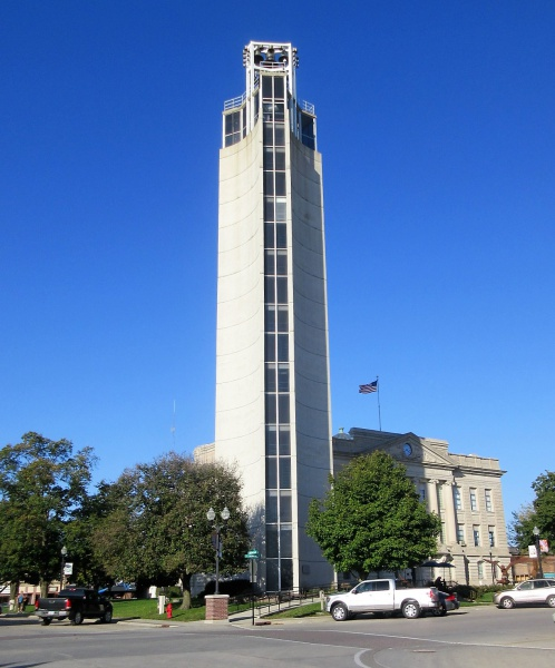 Mahanay Tower & Courthouse.JPG