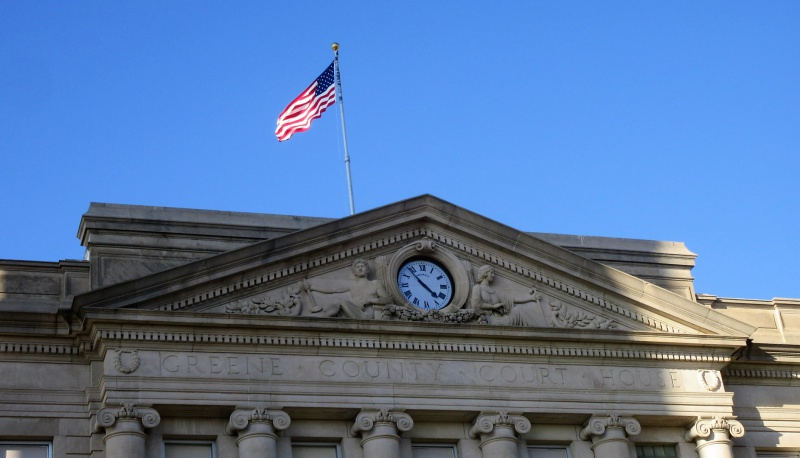 South top of Courthouse face.JPG