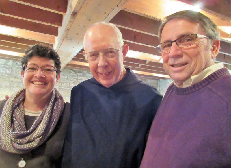 Offenburgers with Fr Stephen Verbest.JPG