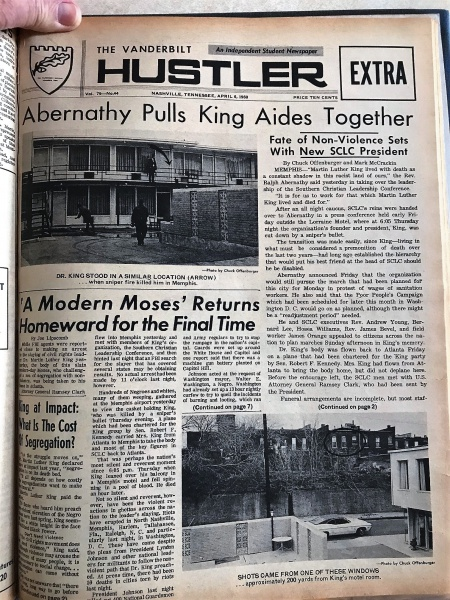 Front page of special edition of Hustler April 6 1968.jpg