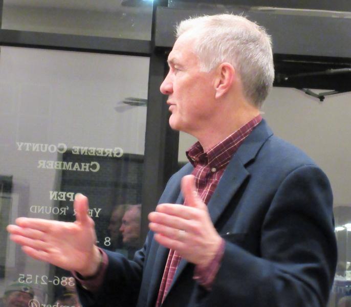 John Norris gestures.JPG