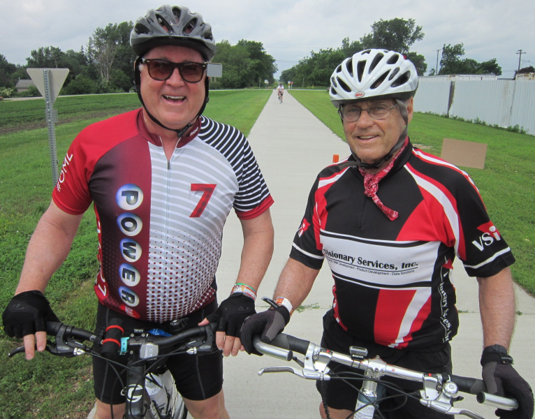 Terry Rich & neighbor Chuck Safris on BACooN RIDE.png