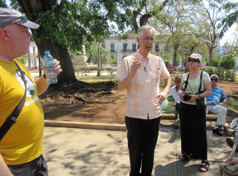 Stan Dotson telling stories of Cuba.JPG