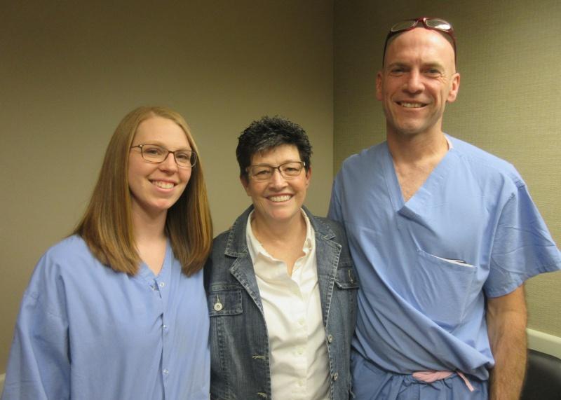 PA Casey, Carla O & Dr Olaf Kaufman March 28.JPG