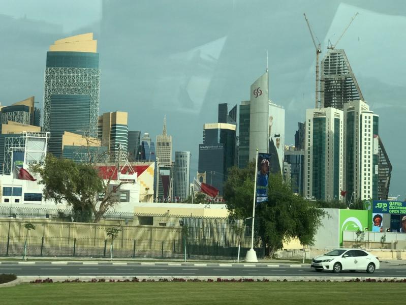 Doha, Qatar skyline.JPG