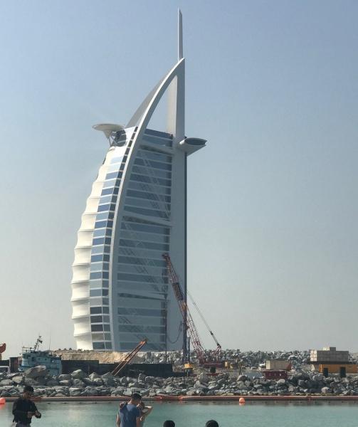 Iconic luxury hotel in Dubai.jpg