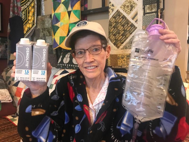 Carla with nutrition & bag.jpg