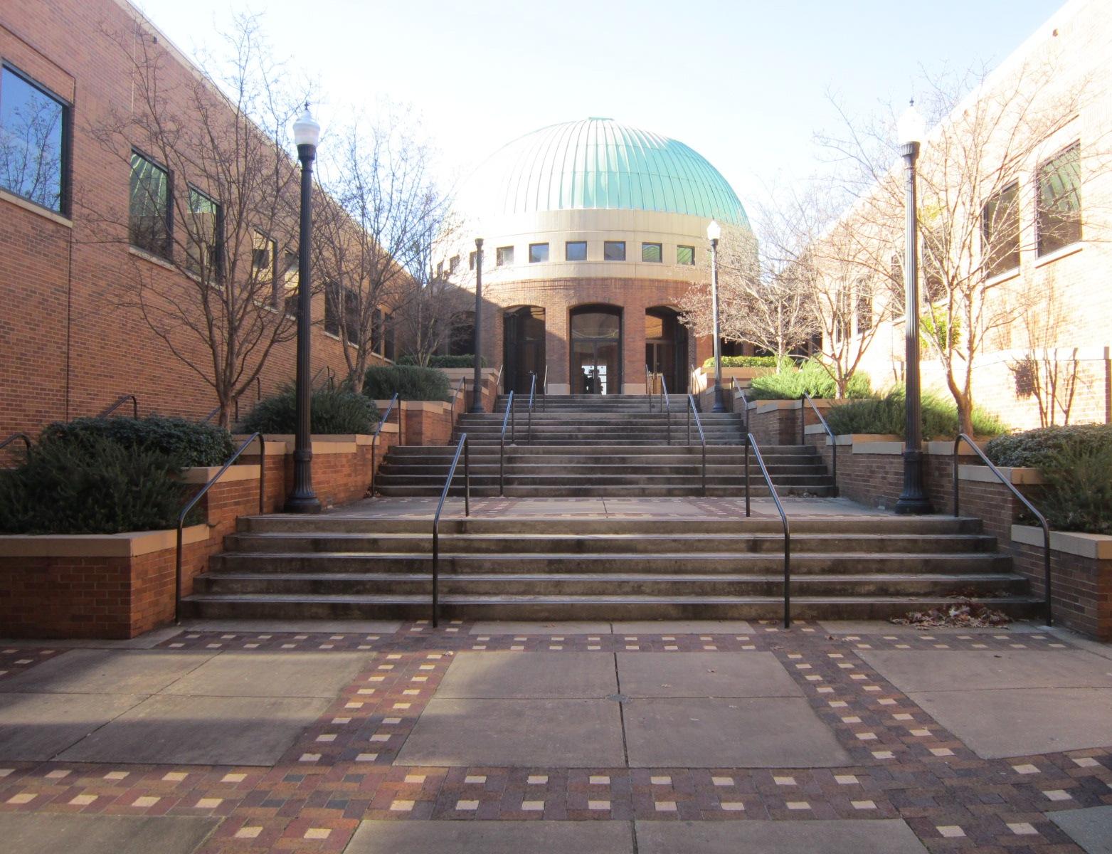 Birmingham Civil Rights Institute Entrance.JPG