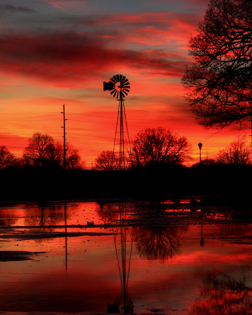 8 Windmill Sunset Afterglow B.jpg