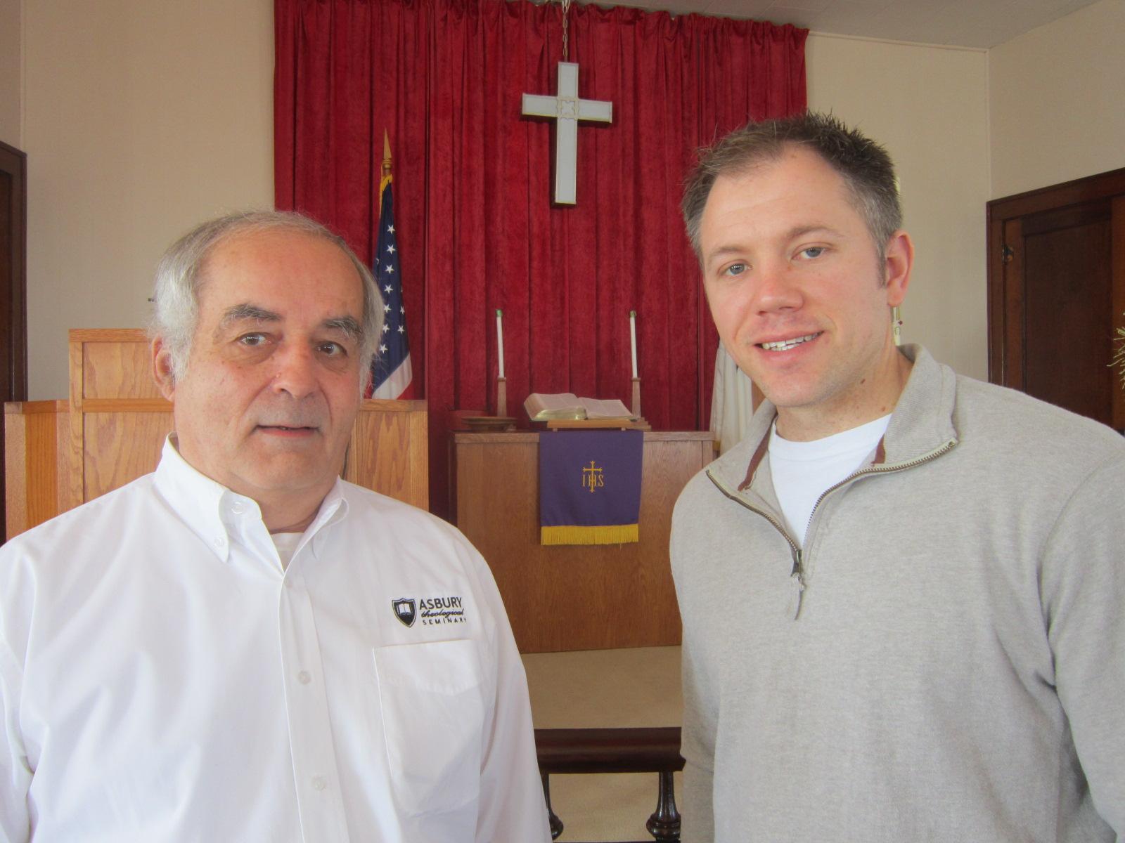 4 Pastor Jerry Neal & Casey Pelzer.JPG