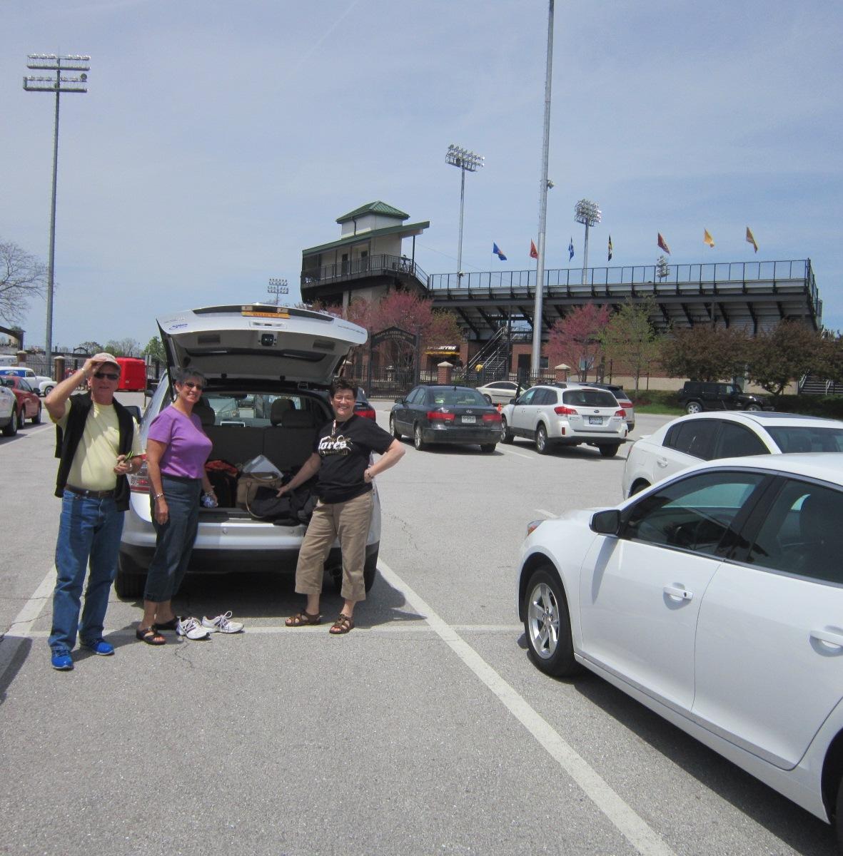 1 Close-up parking at Taylor Stadium at Mizzou.JPG