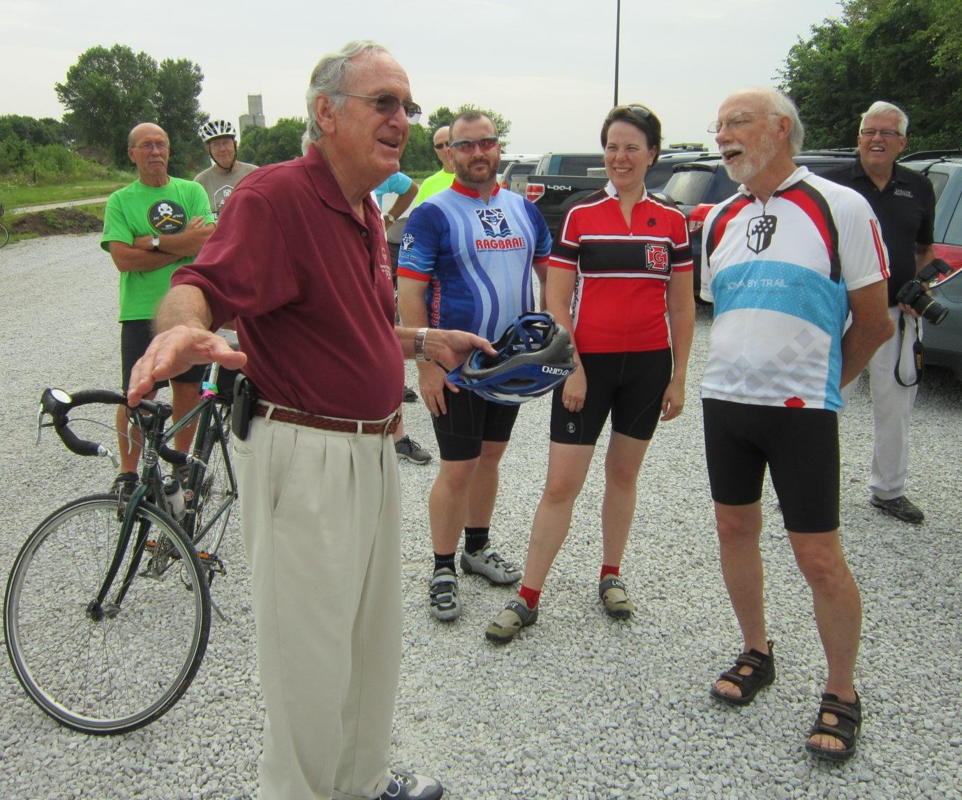 2 Senator Tom Harkin Mark Ackelson & others.JPG