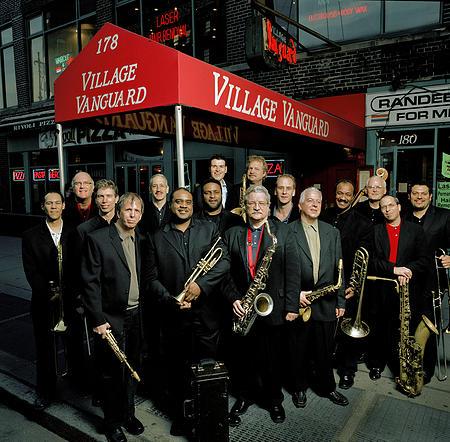 Vanguard Jazz Orchestra outside club.jpg