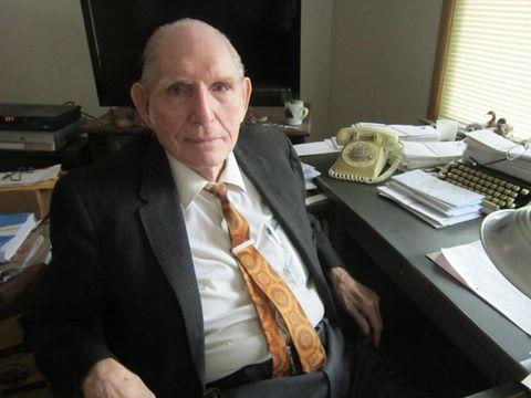 6 Wallace Teagarden at his desk in 2013.jpg