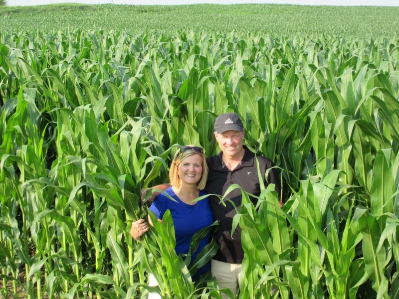 Karen & Doug Lawton showing more of field.JPG