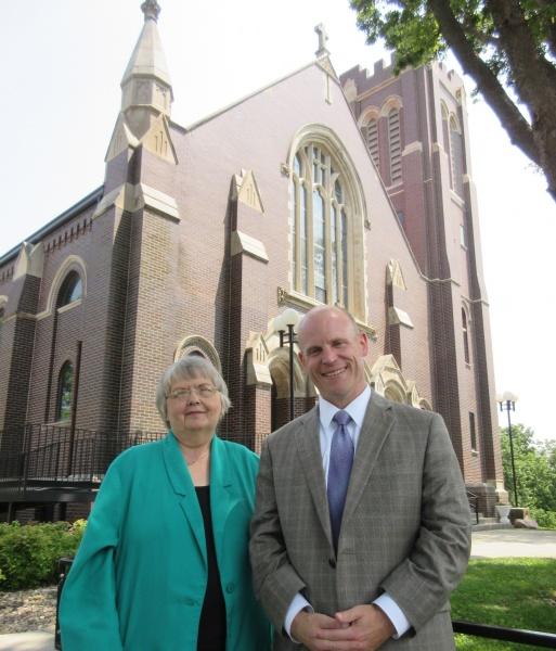 Margaret Laughlin & Dan Kinsella CROPPED.JPG