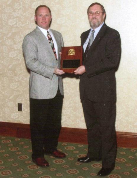 Jack Mustapha Hall of Fame induction 2007.jpg