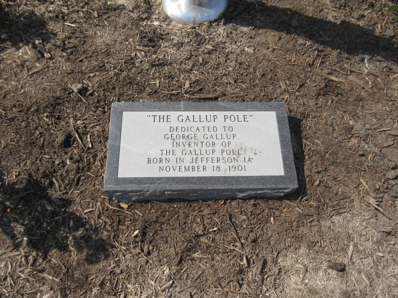 Gallup Pole dedication.JPG
