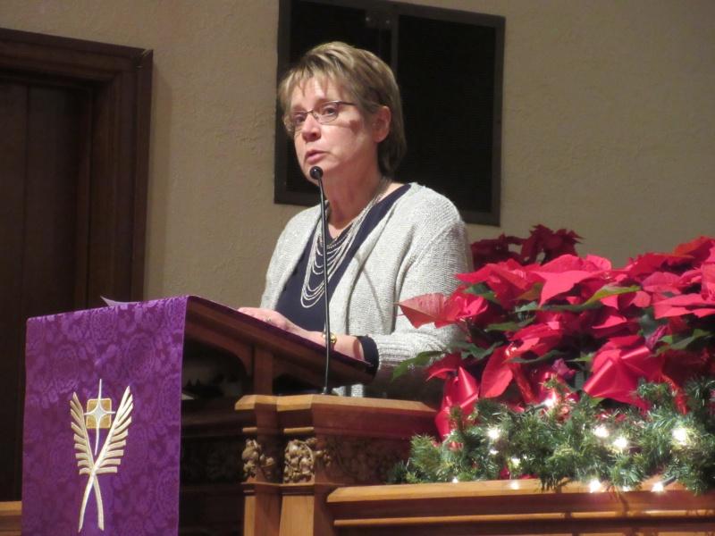 Tori Riley reciting her original poem.JPG