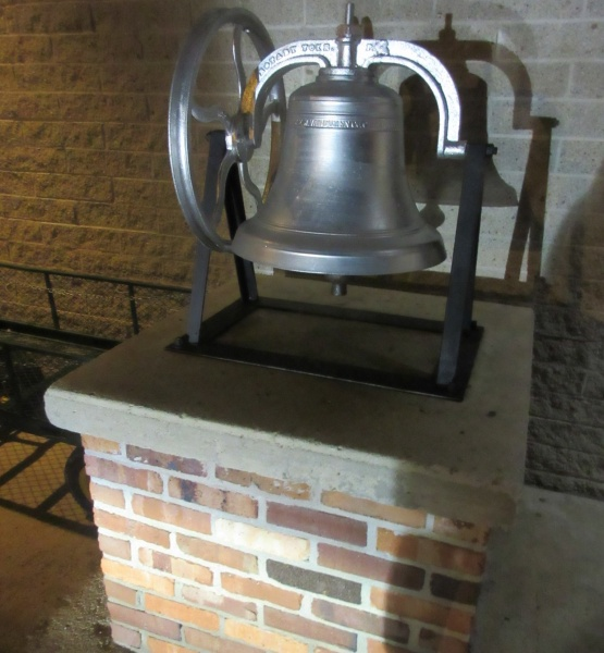 27 Victory bell outside gym.JPG