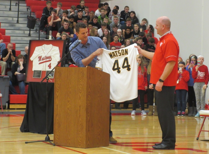TW giving school Pirates jersey.JPG